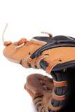 Guanto di baseball Fotografie Stock Libere da Diritti