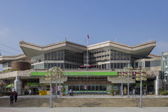 Guanxi Service Area Stock Image
