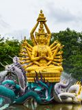 Guanyim statue Stock Image