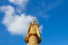 Guanyin Fotografering för Bildbyråer