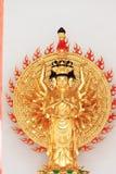 Guanyin bodhisattva Royalty Free Stock Photo