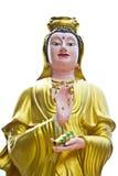 Guanyin Bodhisattva Lizenzfreie Stockbilder