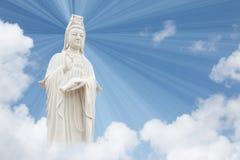 Guanyin Bodhisattva Lizenzfreie Stockfotos