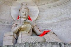 Guanyin Bodhisattva Royalty Free Stock Photography