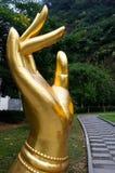 Guanyin bodhisattva's hand Stock Image