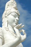 Guanyin buddha Royalty Free Stock Photo