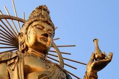 Guanyin Buddha Obrazy Stock
