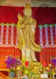 Guanyin Buddha Statue Stock Images