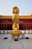 Guanyin Buddha Statue Royalty Free Stock Image