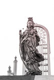 Guanyin-Buddhist Lizenzfreie Stockbilder