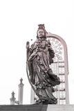 Guanyin buddist Royaltyfria Bilder