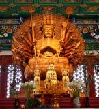Guanyin, diosa de la misericordia Foto de archivo libre de regalías