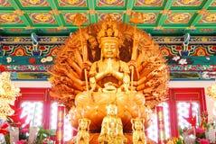 Guanyin, diosa de la misericordia Imágenes de archivo libres de regalías