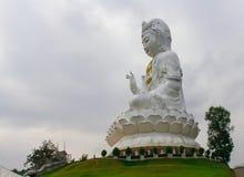 Guanyin en la atracción turística famosa Fotos de archivo libres de regalías