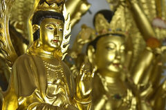 Guanyin, Göttin der Gnade Stockbilder