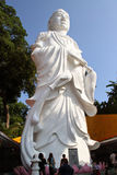 Guanyin Goddess Statue Royalty Free Stock Images