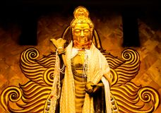 Guanyin image Royalty Free Stock Images