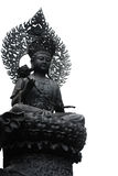 The guanyin statue Stock Photography