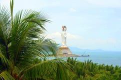 Guanyin statue, Hainan province, China Stock Image
