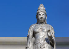 Guanyin Statue at Hiroshima Central Park Stock Photos