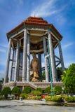Guanyin-Statue am kek lok Sitempel, Penang, Malaysia Stockbild