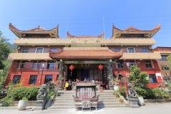 Guanyinsi (tempio del kuanyin) Fotografia Stock
