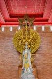 Guanyinstandbeeld Royalty-vrije Stock Fotografie