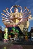 Guanyinstandbeeld Stock Afbeeldingen