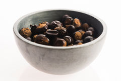 Guarana seeds Stock Image