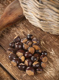 Guarana seeds Royalty Free Stock Image