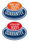 Guarantee.eps Fotografia de Stock
