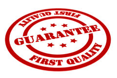 Guarantee Label Stock Images