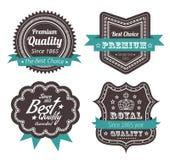 Guarantee Label Stock Photo