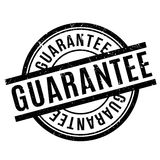 Guarantee rubber stamp Stock Image