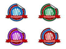 Guarantee sale badge Stock Photos