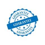 Guarantee stamp illustration Royalty Free Stock Photography