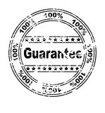 GUARANTEE stamp (vector) Royalty Free Stock Image