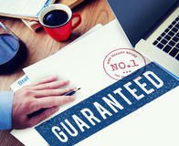 Guaranteed Adversity Plan Planning Concept Stock Images