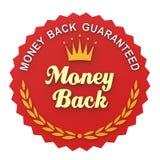 Guaranteed Label Royalty Free Stock Image