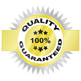 Guaranteed seal Stock Photos