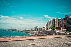 Guarapari - Brazilië Royalty-vrije Stock Foto's