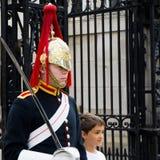 guard royaltyfri bild