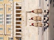 Guard Change royalty free stock photos