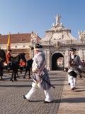 Guard change parade Royalty Free Stock Photos