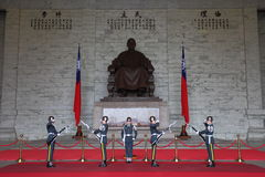Guard Changing Ceremony Stock Photography