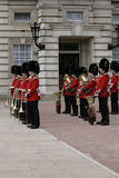 Guard Changing. London Royalty Free Stock Photo