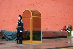 Guard of honor Stock Photo