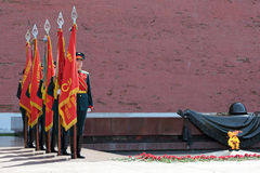 Guard of honor Stock Images