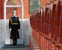 A guard of honour Stock Photography