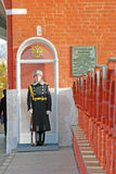 A guard of honour Stock Images